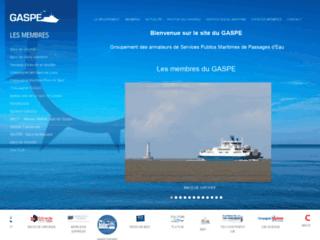 Détails : Association internationale des armateurs de passage d'eau