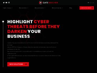 Gatewatcher, solutions de cybersécurité et sondes de détection