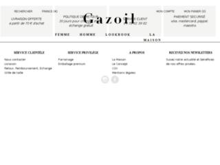 Détails : Gazoil collection.com