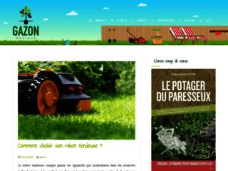 Gazon-magique.com, pour apprendre à bien entretenir un jardin