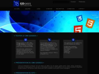 GDidées - Centre de ressources WEB