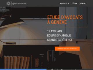 Détails : Geneve-avocat.net