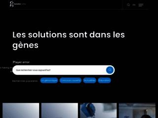 Détails : Génome Québec, institution scientifique