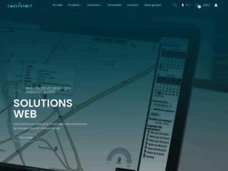 Détails : Geo4net, système de géolocalisation Maroc