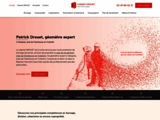 Géomètre expert à Valognes, Saint-Lô