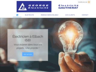 George Électricité, électricité et énergies renouvelables