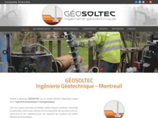Geosoltec, votre ingénieur géotechnique