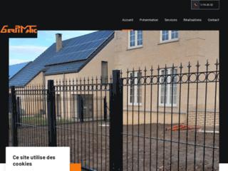 Porte de garage et portail électrique à Charleroi