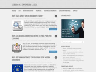 Détails : Le blog des experts de la GED   by Zensolutions