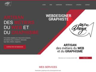 Get82Design création graphique et web, sites, flyers, logos, affiches
