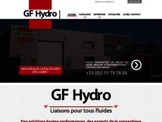 GF Hydro : hydraulique et connectiques performantes