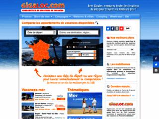 Détails : Gigaloc, le comparateur de résidences de tourisme malin