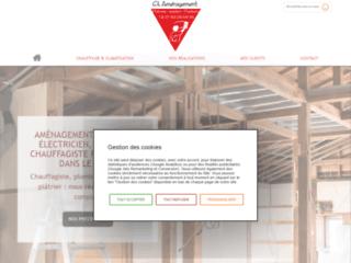 Entreprise de travaux de chauffage, de plomberie, d'électricité et de plâtrerie vers Lille
