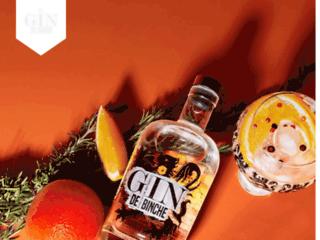 A la découverte du Gin de Binche