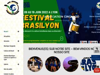 Détails : Gingando, cours de capoeira adultes et enfants à Lyon Croix-Rousse