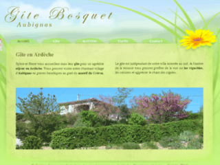 Gîte Bosquet
