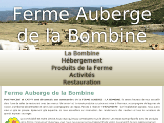 Ferme Auberge la Bombine