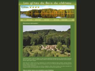 Détails : Gite Les bois du Château dans le Lot