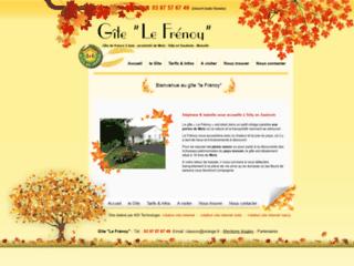 gîte de france sur Metz en Moselle, location gite metz : le Frenoy