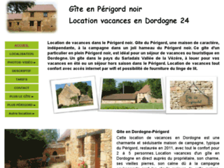 Gîte en Dordogne Périgord noir