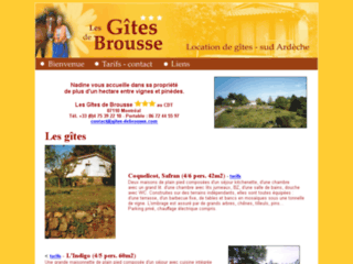 Les Gîtes de Brousse