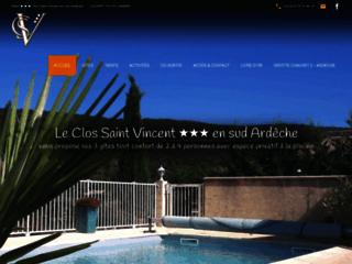 Gîtes Clos Saint Vincent