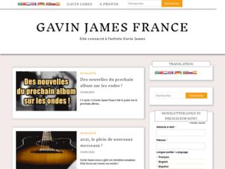 Gavin James France