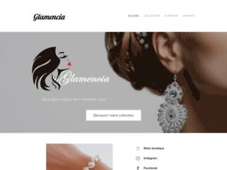 Glamencia boucles d'oreilles clip et bijoux tendance
