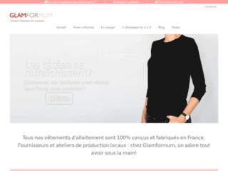 Glamformum - Vêtements d'allaitement chics et pratiques