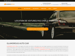 Glamorous Agence de location voitures