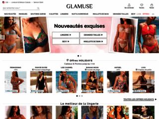 Glamuse lingerie et maillots de bain
