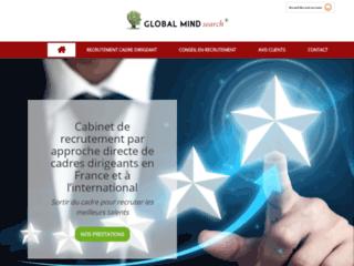 Global Mind Search : Société spécialisée dans le recrutement en Alsace et dans toute la France