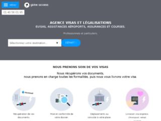 Détails : Agence Globe Access