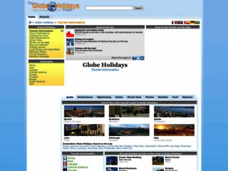 Détails : Croisières Économiques sur Globe Holidays