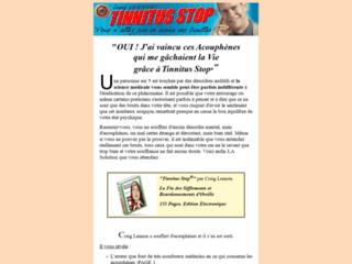 Détails : Comment soigner les acouphènes