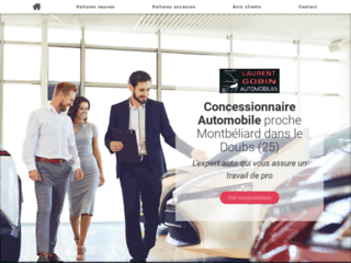 Laurent Gobin Automobiles à Bourguignon