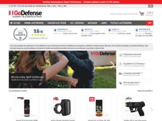 Détails : Achat de shockers électriques - armes de défense
