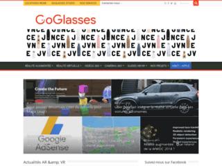 Détails : GoGlasses - Communauté Google Glass francophone