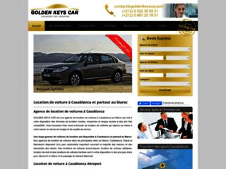 Détails : Golden Keys Car Casablanca : Location voitures Casablanca