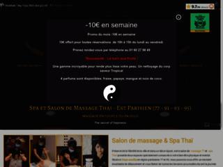 Détails : Golden Thai Spa, salon de massage et spa Thaï