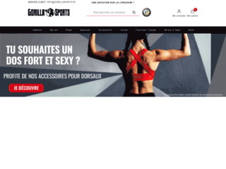 Détails : GorillaSports