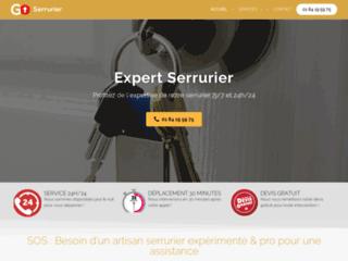 Goserrurier, la plateforme du meilleur serrurier de France