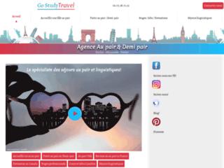 Go Study Travel votre agence fille au pair à Lyon