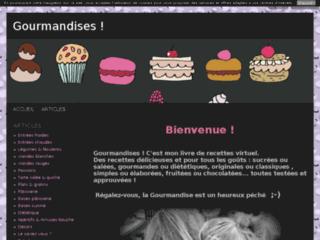 Gourmandises !