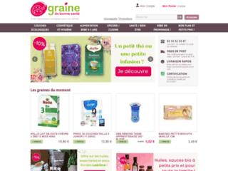 Détails : alimentation bio bébé
