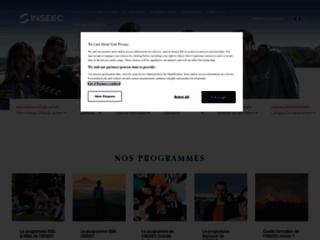 Détails : INSEEC Business School