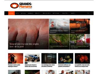 Détails : Grands-Mamans.com