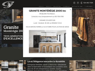 Détails : Construire sereinement avec Granite Montérégie