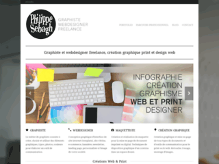 Détails : Graphiste Webdesigner Freelance
