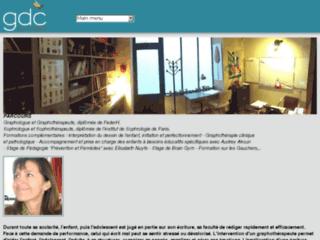 Détails : Corinne Desbornes - Graphothérapeute